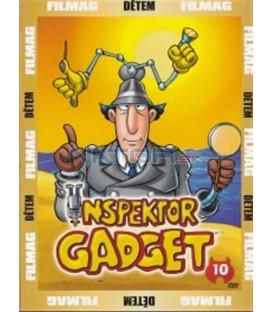 Inspektor Gadget 10 (Inspector Gadget) DVD