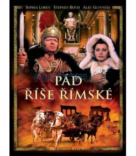 Pád Ríše Rímskej (The Fall Of The Roman Empire) DVD