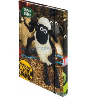 Dosky na školské zošity A4 Ovečka Shaun