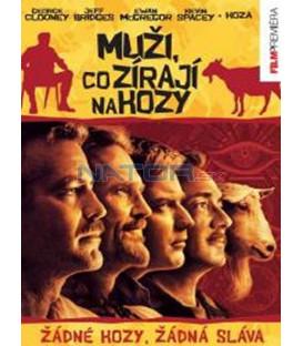 Muži co zírají na kozy ( The Men Who Stare at Goats) DVD