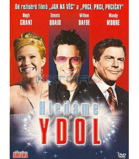 Hledáme ydol DVD Light (American Dreamz)