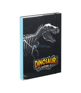 Dosky na školské zošity A4 Dinosaury