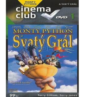 Monty Python - DVD 1 - Monty Python a Svatý Grál (Monty Python and the Holy Grail)