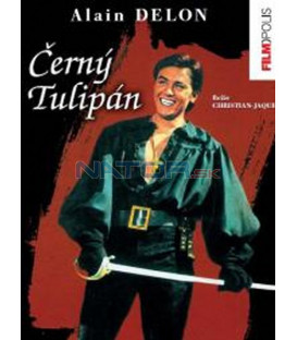 Černý Tulipán (Tulipe Noire) DVD