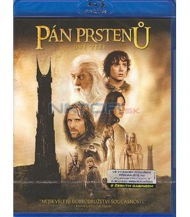 Pán prstenů: Dvě věže- Blu-ray (Lord of the Rings: Two Towers)