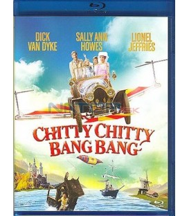 Chitty Chitty Bang Bang Blu-ray