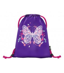 BAAGL Vrecko na obuv Motýľ