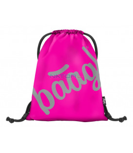 BAAGL Vrecko Skate Pink