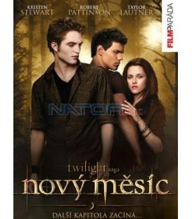 Twilight sága: Nový měsíc (New Moon)1 DVD - digipack