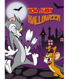 Tom a Jerry: Halloween (Tom and Jerry out of Pumpkin Head)