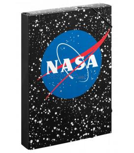 BAAGL Dosky na školské zošity A4 Jumbo NASA