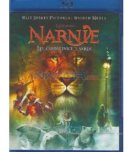 Letopisy Narnie: Lev, Čarodějnice a skříň (Blu-ray)  (The Chronicles Of Narnia: The Lion, The Witch And The Wardrobe)