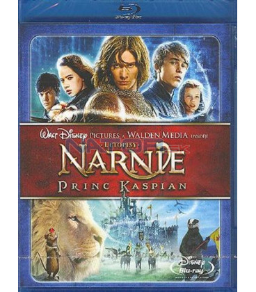 Letopisy Narnie: Princ Kaspian (Blu-ray) (The Chronicles Of Narnia: Prince Caspian)