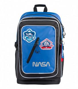 BAAGL Školský batoh Cubic NASA