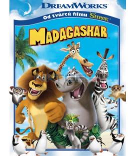 Madagaskar CZ,SK dabing DVD
