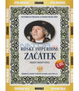 Ruské impérium: Začátek - 3. DVD (Russian Empire)