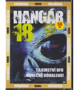 Hangár 18 (Hangar 18) - SLIM BOX DVD