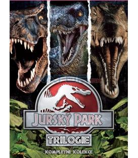 Kolekce: Jurský park trilogie 2010 3 DVD