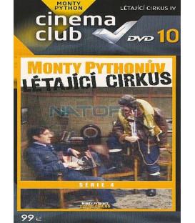 Monty Python - DVD 10 - Monty Pythonův létající cirkus - série 4 (Monty Python´s Flying Circus IV)