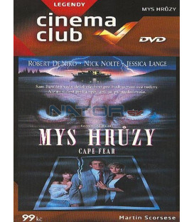Mys hrůzy (Cape Fear) DVD