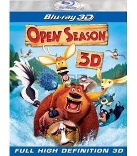 Lovecká sezóna 3D - Blu-ray