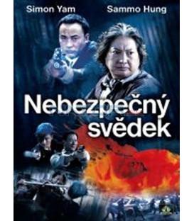Nebezpečný svědek DVD (Fatal Move)