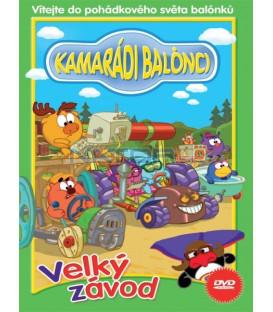 Kamarádi balónci - Velký závod
