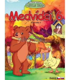 Medvídci 6 (Little Bear 6) DVD
