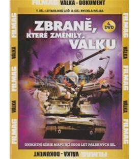 Zbraně, které změnily válku - 4. DVD (Weapons that Changed War)