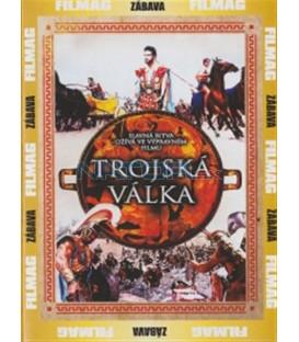 Trojská válka DVD (La guerra di Troia)