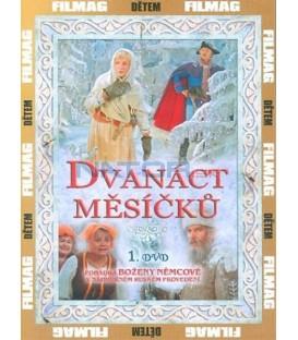 Dvanáct měsíčků - 1. DVD (Двенадцать месяцев / Dvenadtsat mesyatsev)