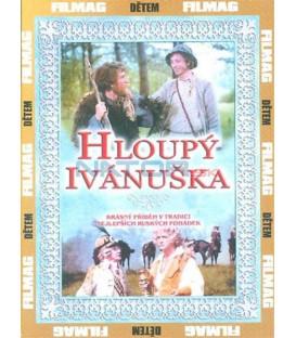 Hloupý Ivánuška (Как Иванушка-дурачок за чудом ходил / Kak Ivanushka-durachok za chudom) DVD