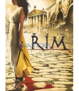 Řím 2.série-6 DVD (Rome 2)