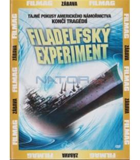 Filadelfský experiment DVD (The Philadelphia Experiment)