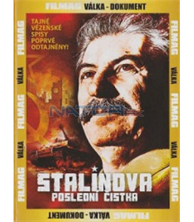 Stalinova poslední čistka (Stalin´s Last Purge) DVD