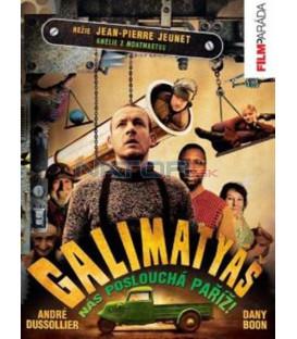 Galimatyáš (Micmacs à tire-larigot) DVD