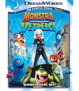 Monstra vs. Vetřelci  (Monsters vs. Aliens) DVD