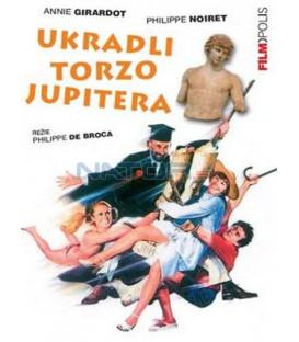 Ukradli torzo Jupitera (On a volé la cuisse de Jupiter) DVD