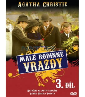 Malé rodinné vraždy - 3. díl (Petits meurtres en famille) DVD