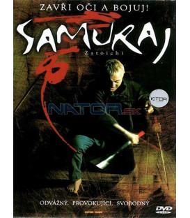 Samuraj (Zatoichi) DVD