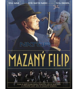 Mazaný Filip DVD