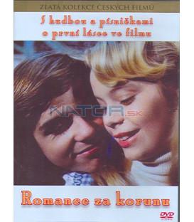 Romance za korunu DVD