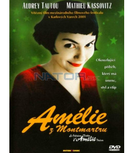 Amélie z Montmartu (Le fabuleux destin d´Amelie Poulain) DVD