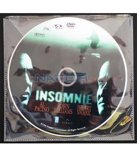 Insomnie (Insomnia) DVD BALENIE V OBÁLKE Z FOLIE PRIEHĽADNÁ)