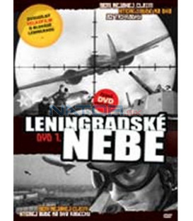 Leningradské nebe  1+2  (Baltiskoje nebo 1+2) DVD