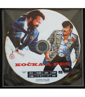 KOČKA A PES  (CANE E GATTO) DVD BALENIE V OBÁLKE Z FOLIE PRIEHĽADNÁ)