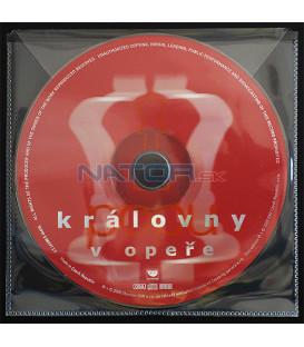 Královny popu v opeře  CD (BALENIE V OBÁLKE Z FOLIE PRIEHĽADNÁ)