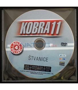 Kobra 11: Štvanice - DVD (BALENIE V OBÁLKE Z FOLIE PRIEHĽADNÁ)