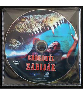 Krokodýl zabiják (Killer Crocodile) DVD (BALENIE V OBÁLKE Z FOLIE PRIEHĽADNÁ)
