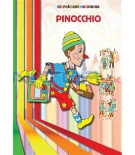 Maľovanka Pinocchio